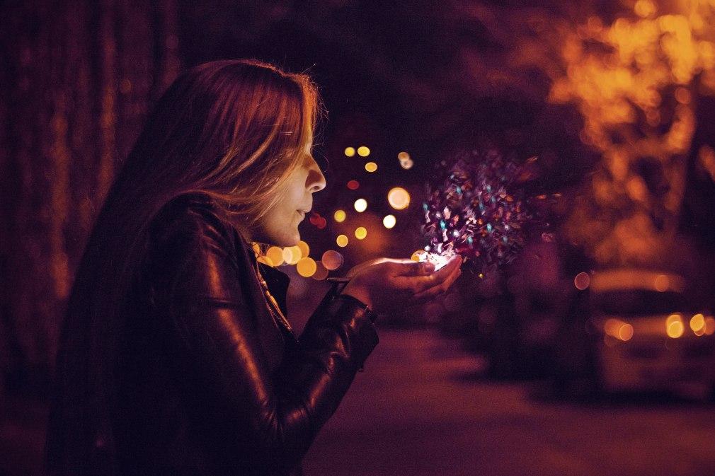 magic life guide girl